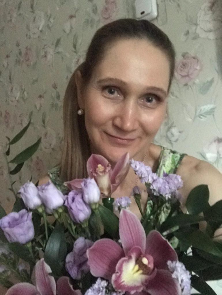 Юбилей Анори Светланы!