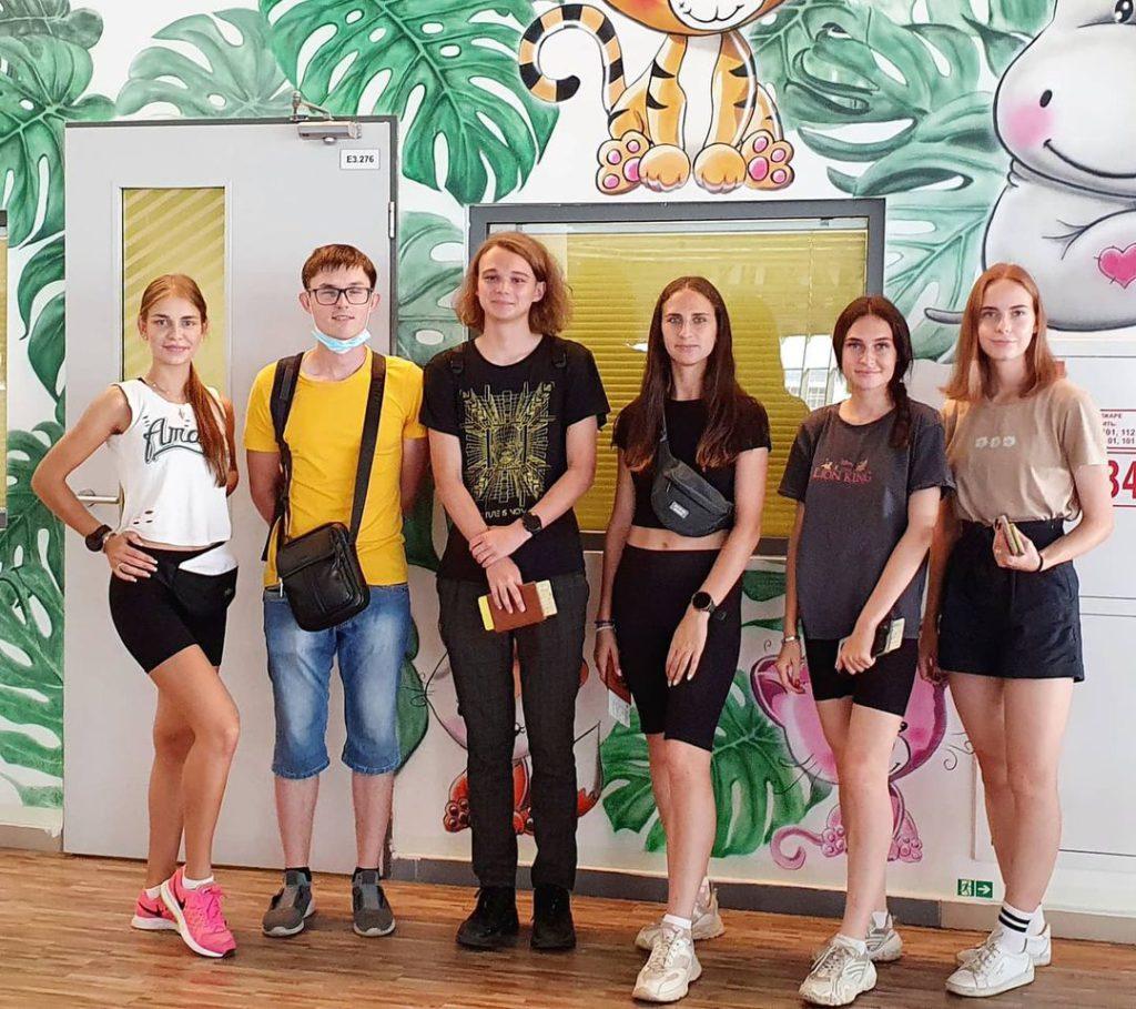 Сборная команда Приморского края по спортивному ориентированию выехала для участия в соревнованиях (30.07-17.08)