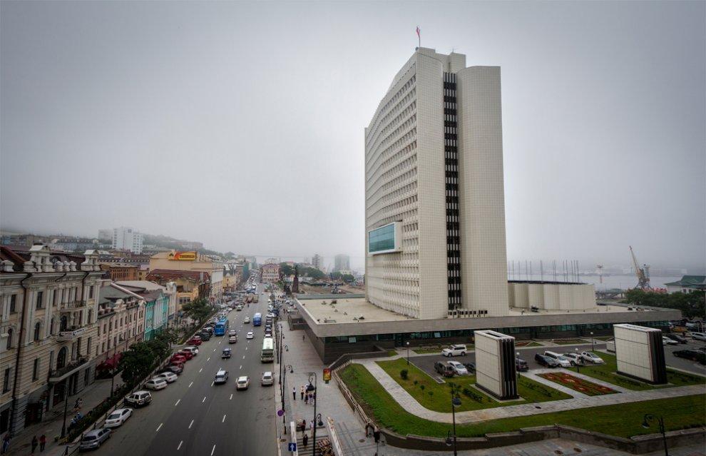 Генеральный партнер - Администрация Приморского края